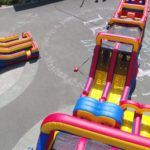 Mega Obstacle Course Challenge