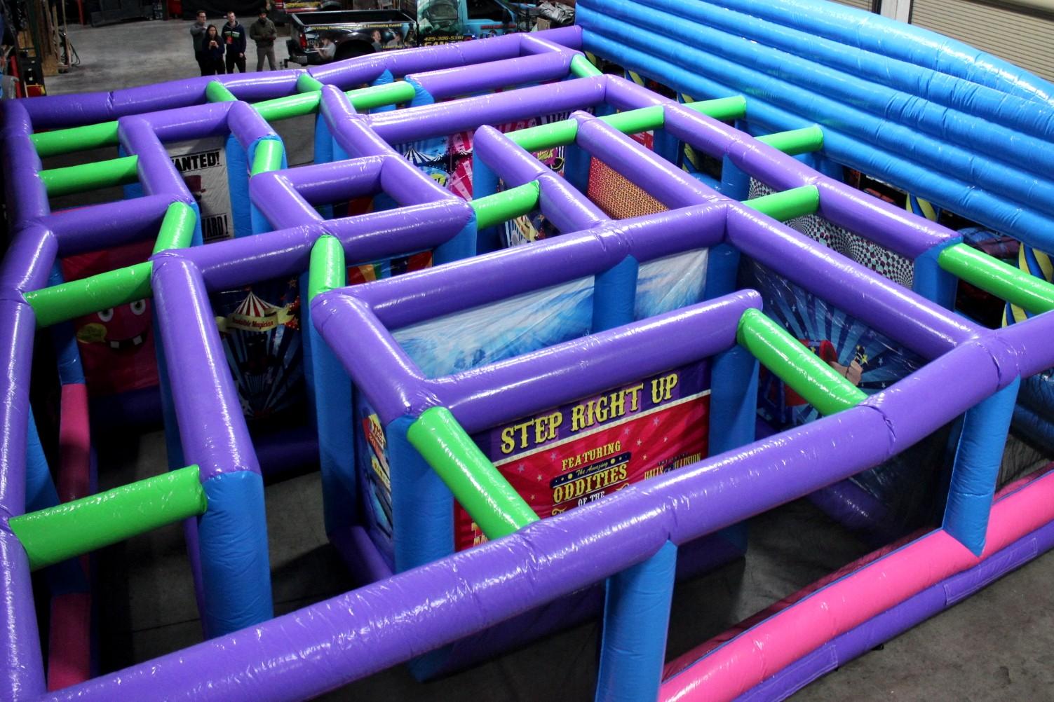 Funhouse Maze