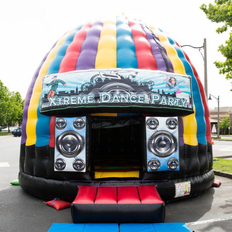 Dance Dome Rental