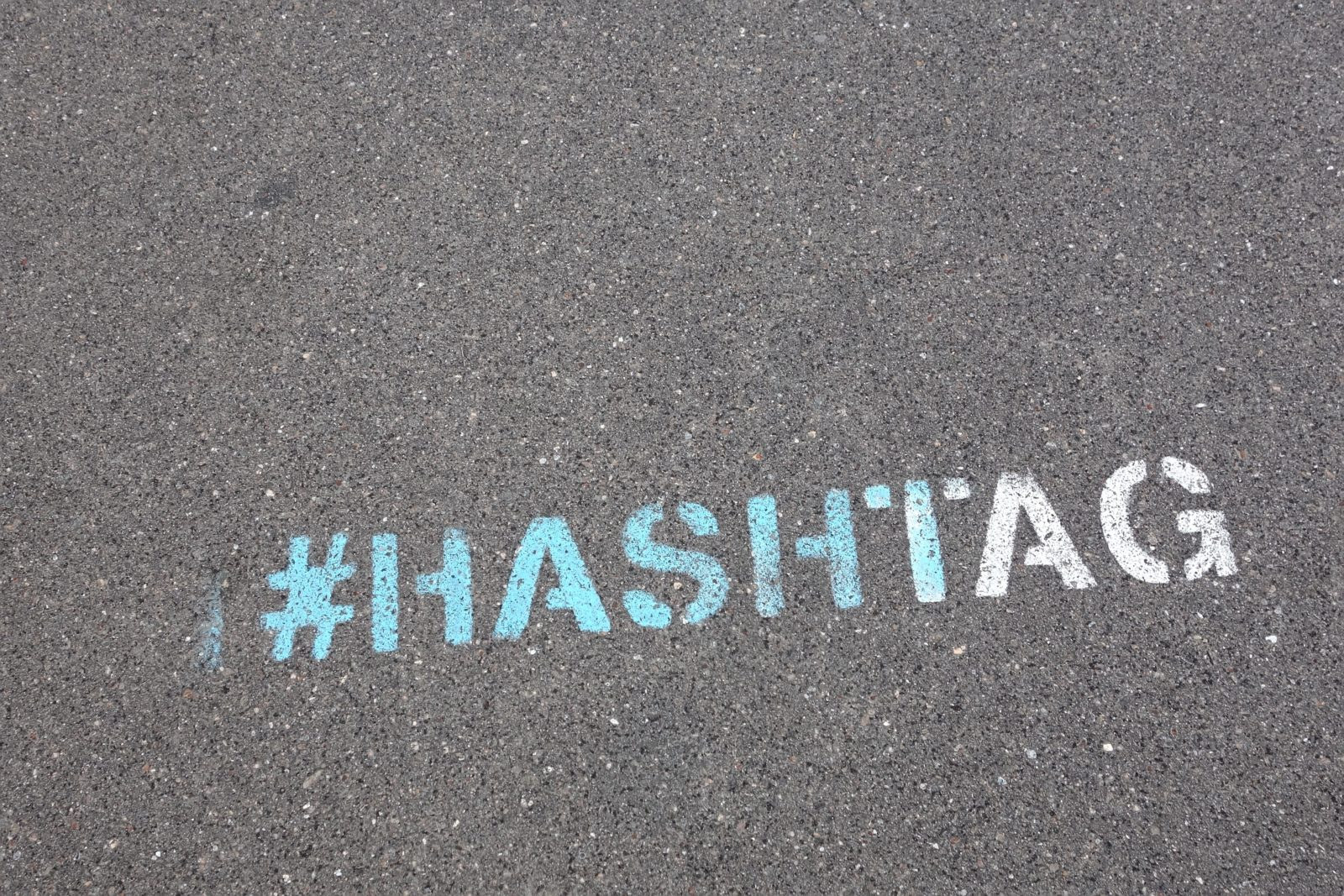 About Those #Hashtags