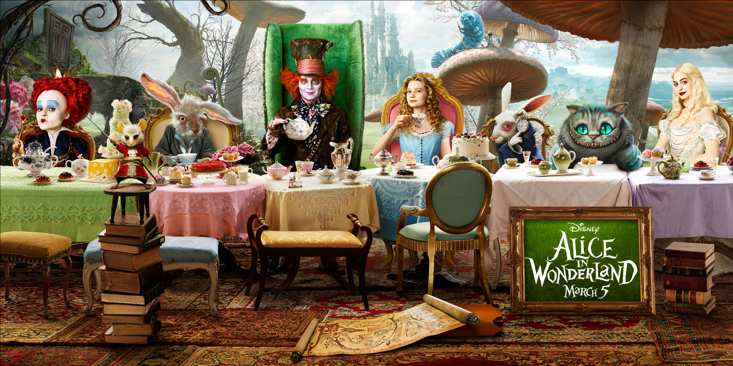 Creative Event Themes: Alice in Wonderland — National Event Pros