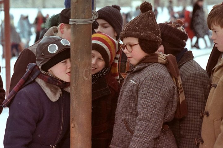 Creative Event Themes: A Christmas Story