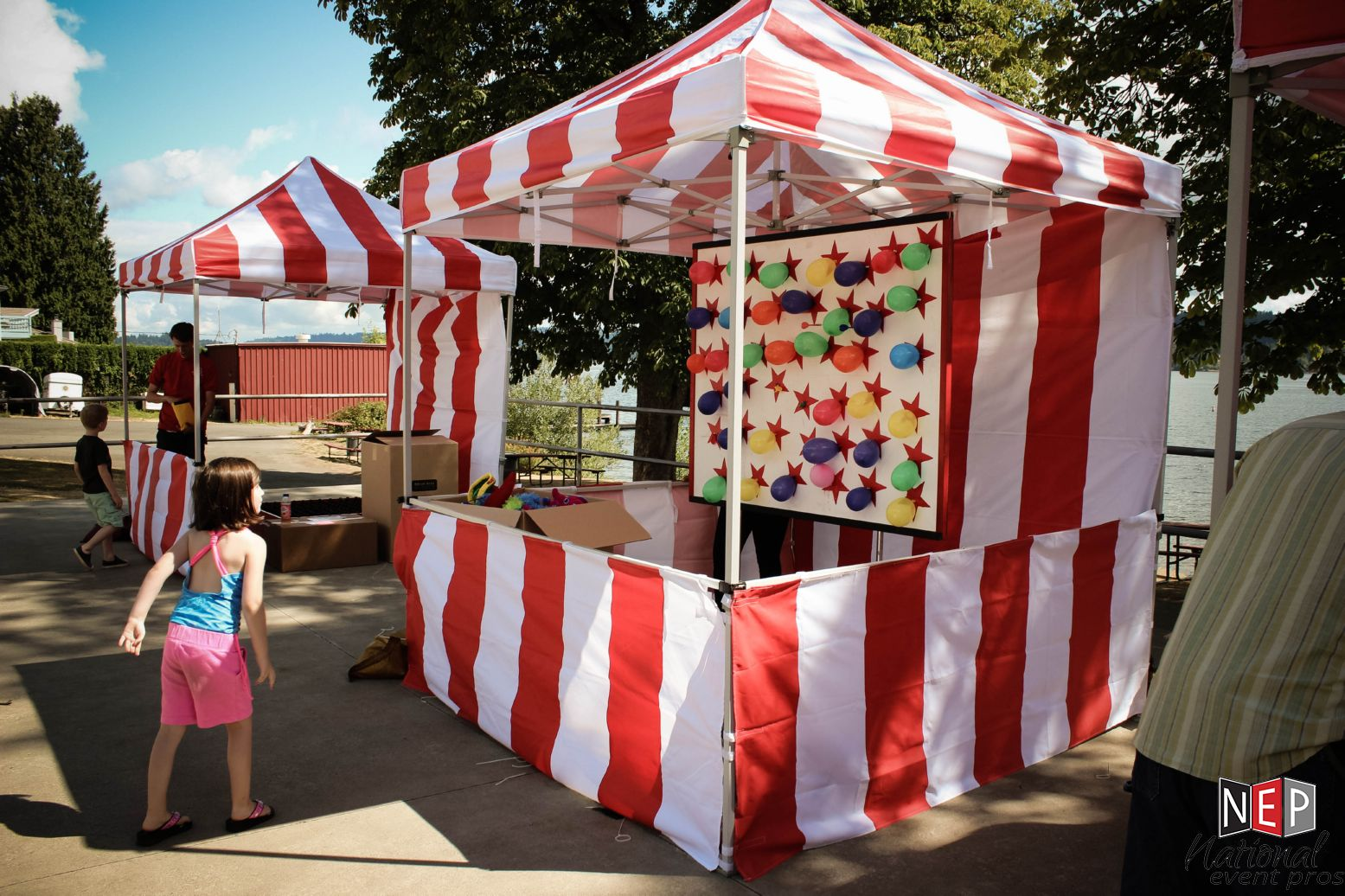 Balloon Darts Carnival Game Rental National Event Pros
