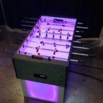 4′ LED Foosball