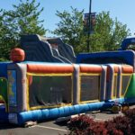 Mega Sports Arena Obstacle Course