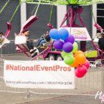 Ballistic Carnival Swing Ride