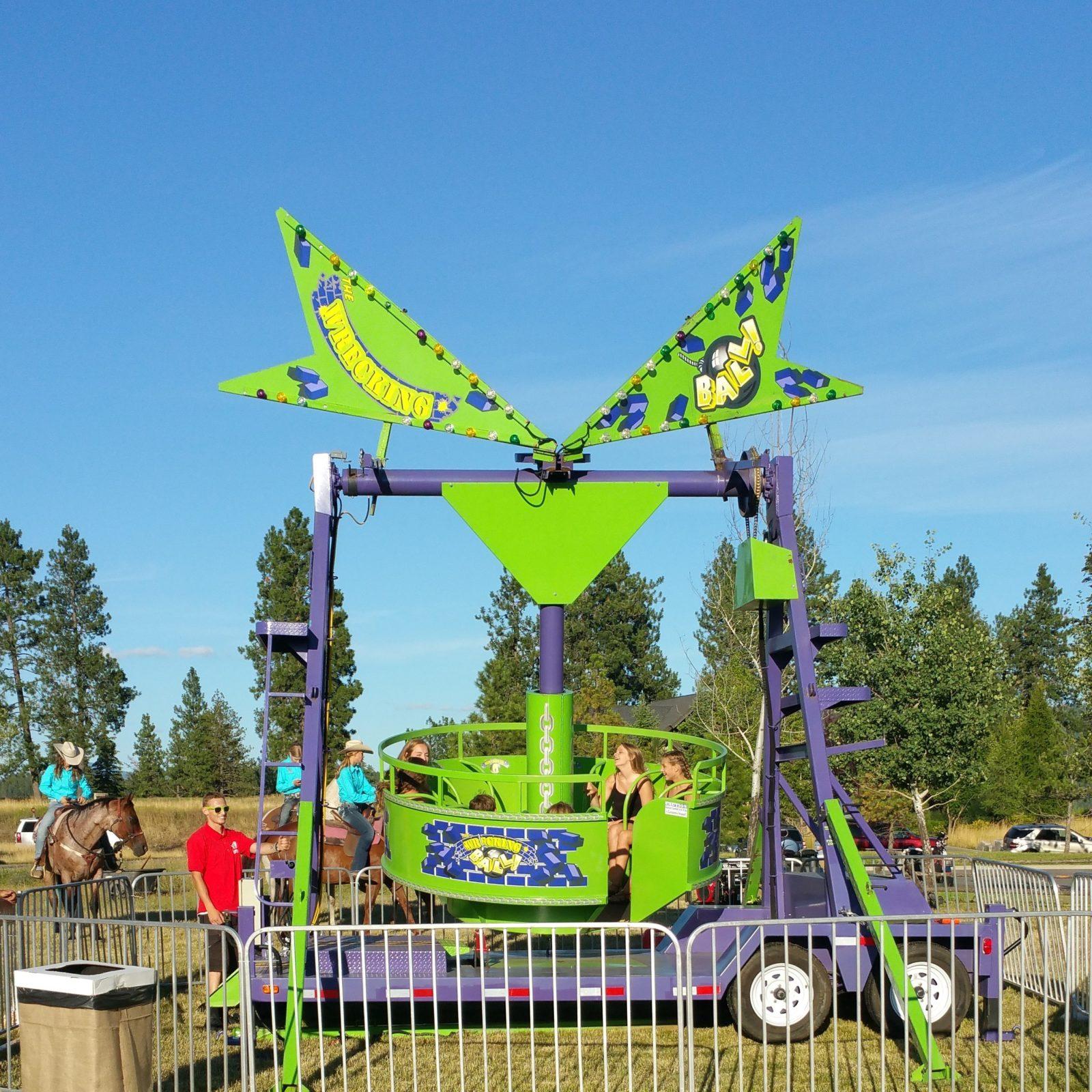 Pendulum Carnival Ride for Rent