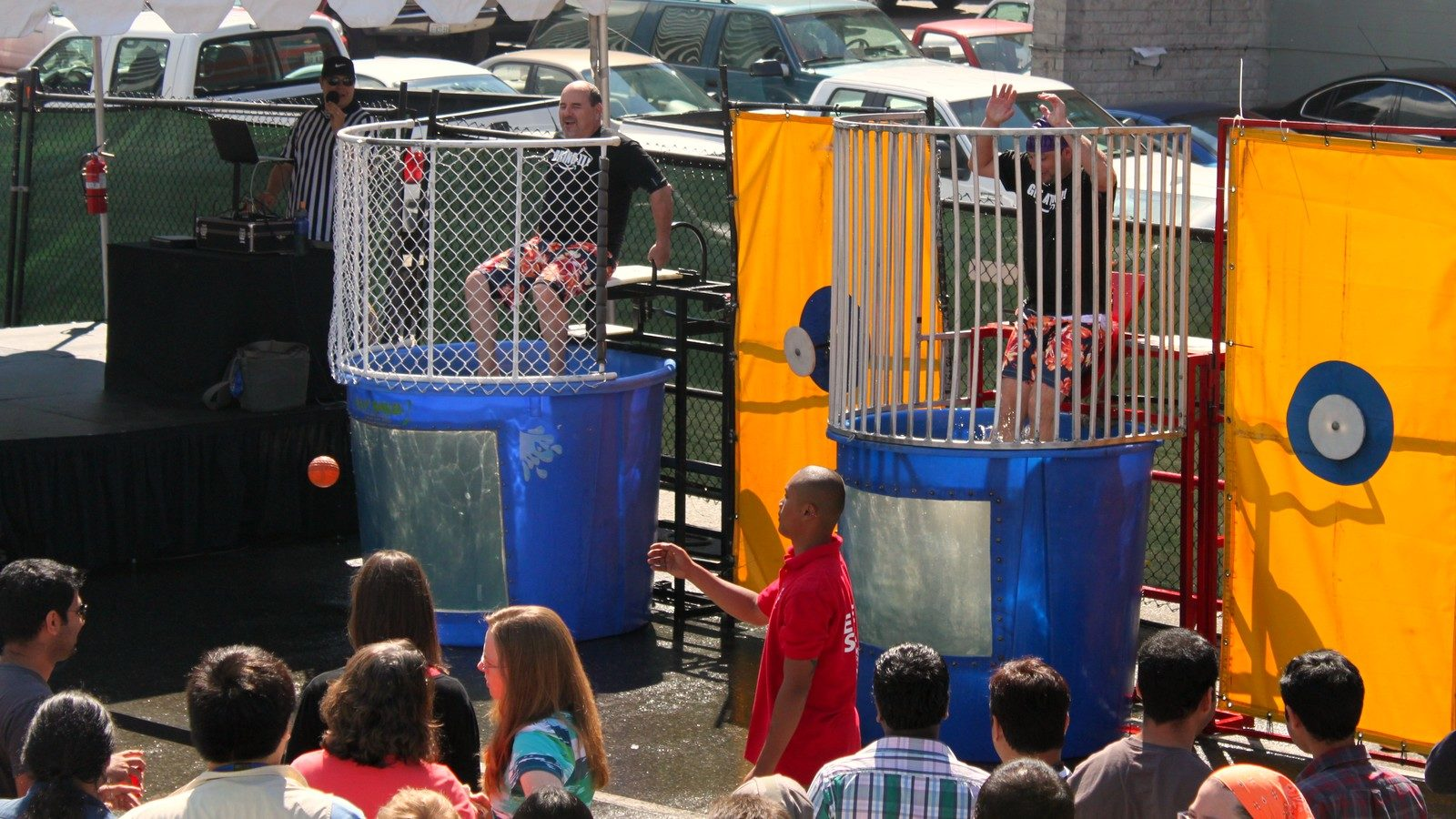 Seattle Dunk Tank Rental
