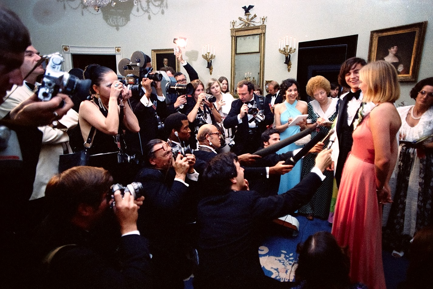 Great Moments in Event History: Prom at the White House