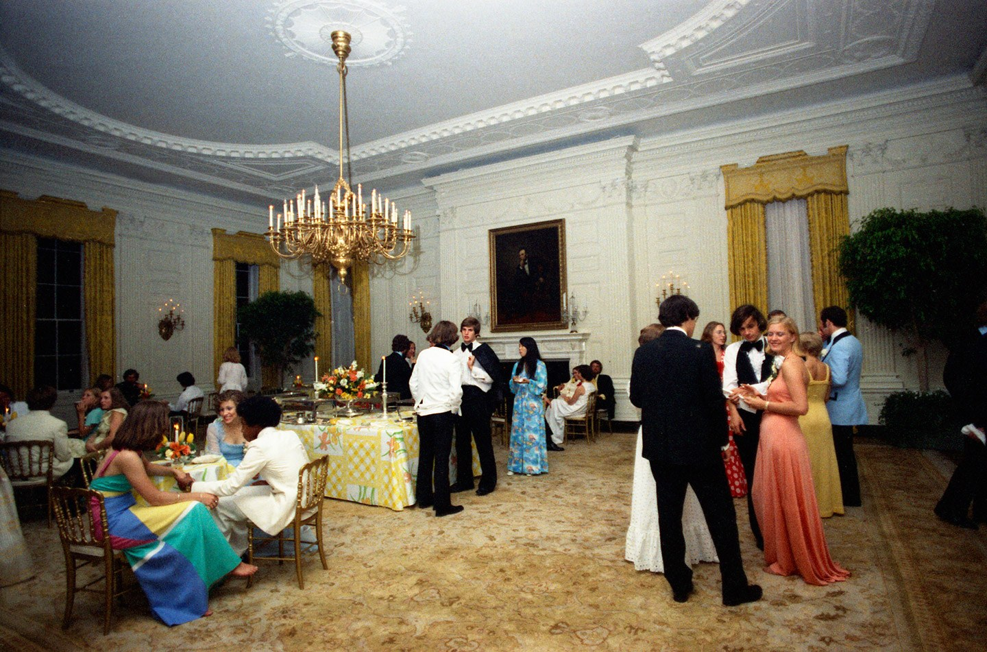 Prom at the White House