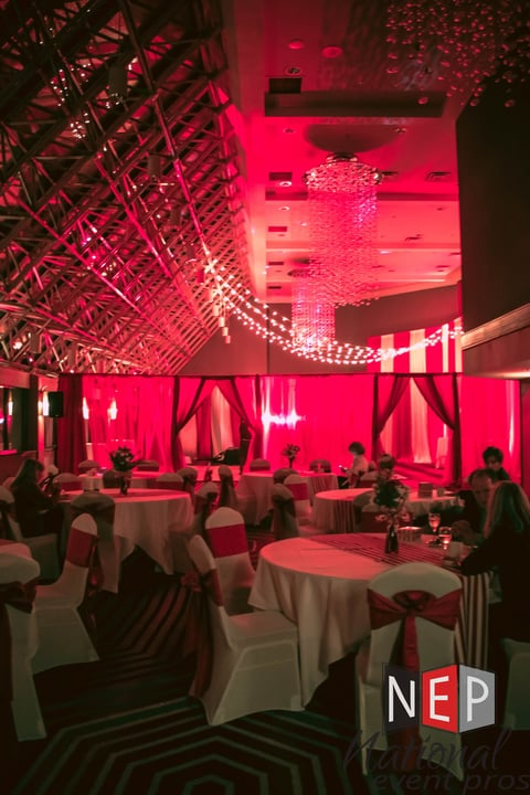 conference and corporate event planning