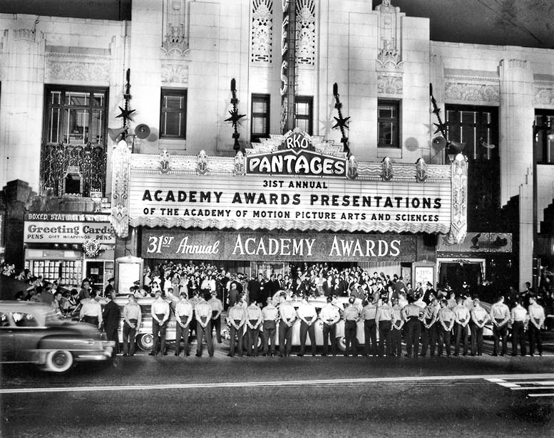 31st Annual Academy Awards