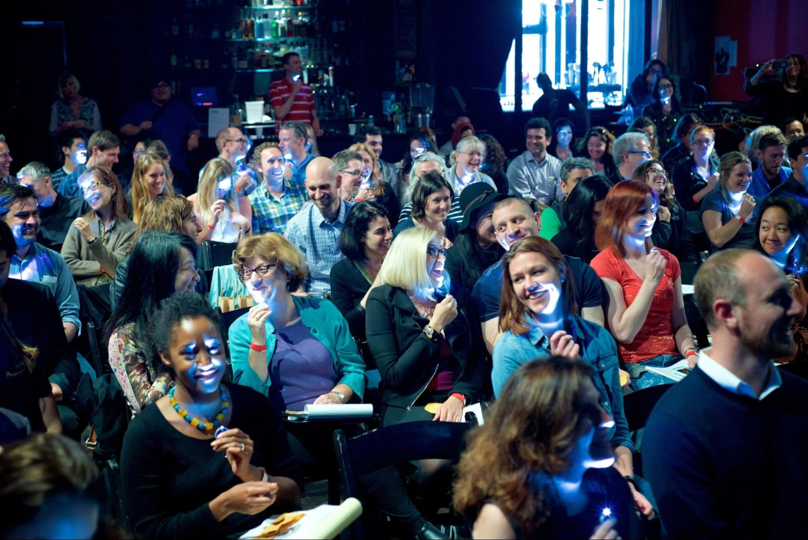 conference audience icebreaker activity