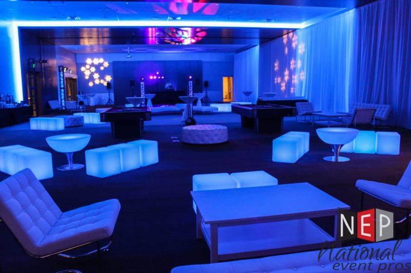 glow lounge rentals