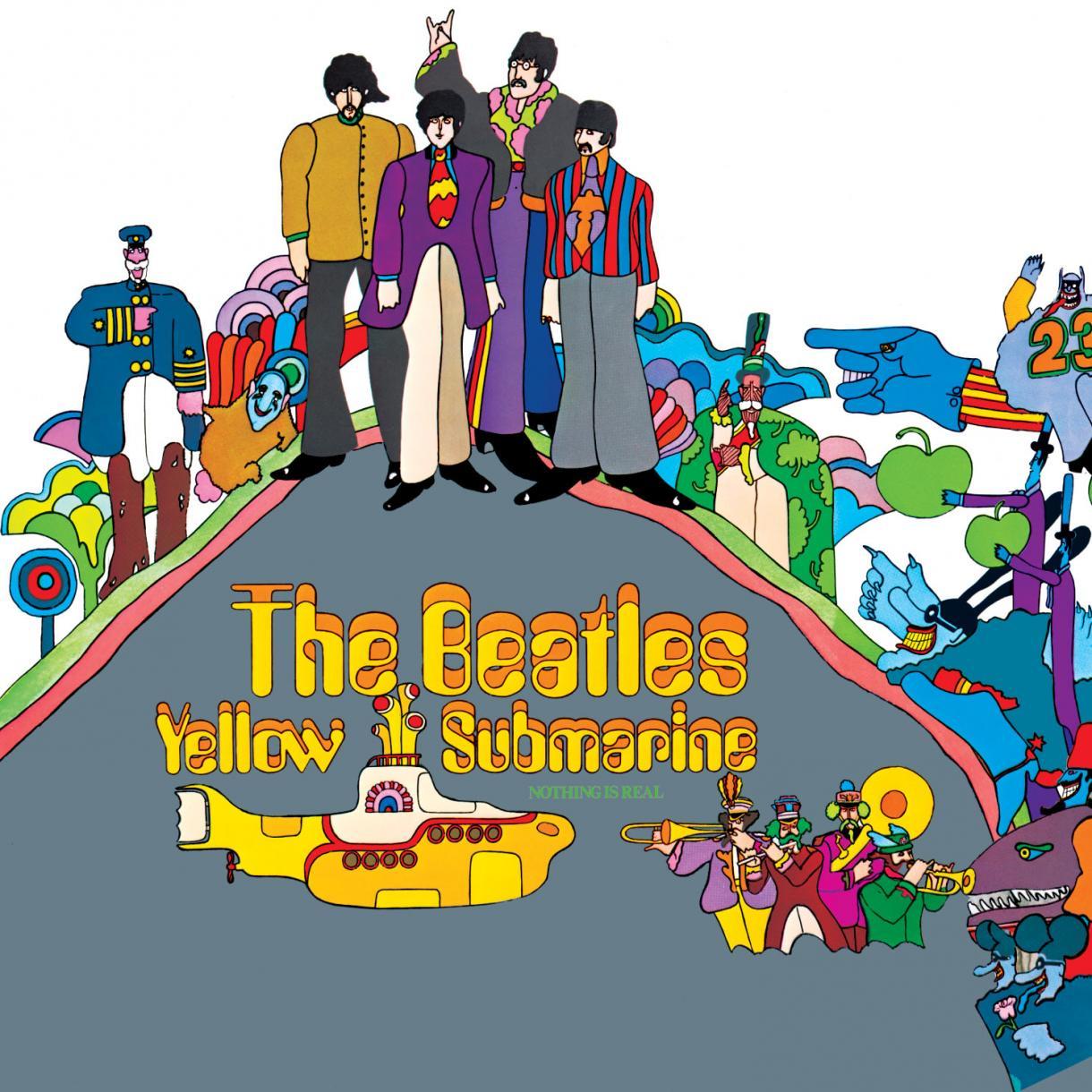 Yellow Submarine album