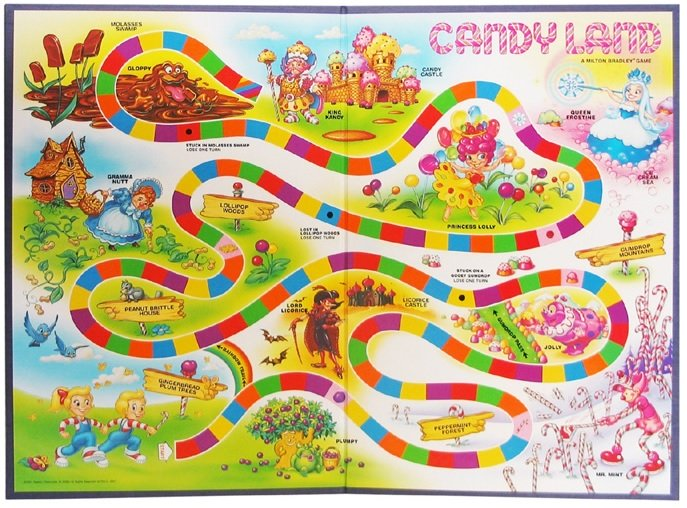Creative Event Themes Candy Land National Event Pros