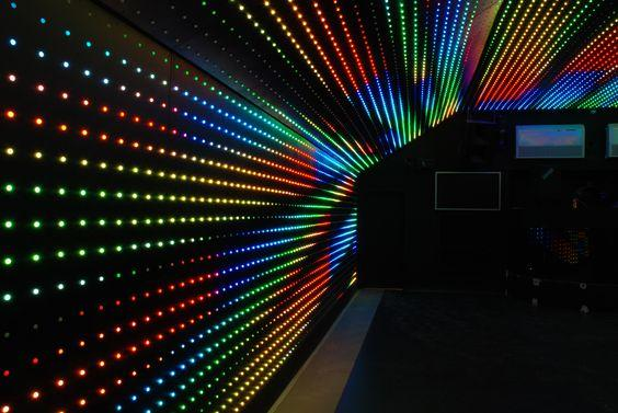 Creative Event Dream Board: Ultra-Lounge (LED Everything)
