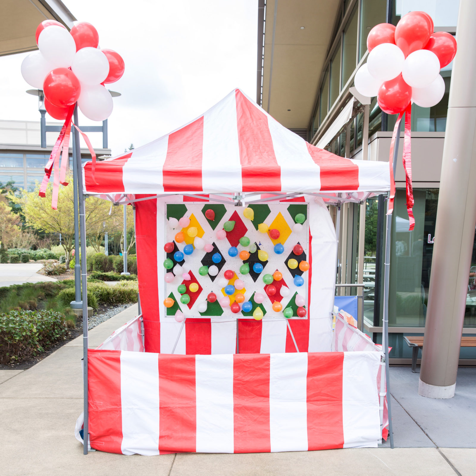 Carnival game booth rentals