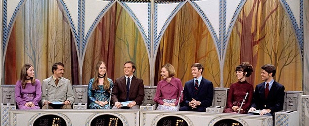 The Newlywed Game game show