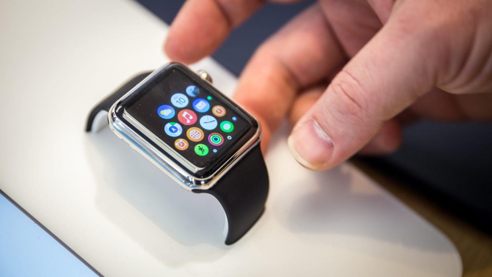 Apple marketing demo