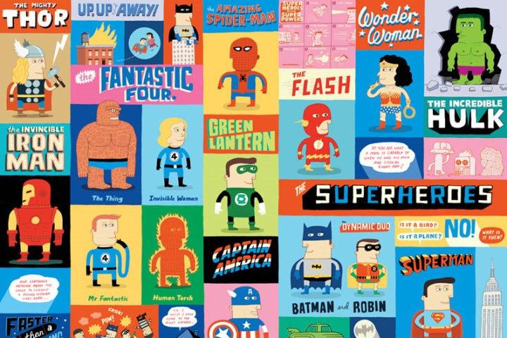 Creative Event Themes: Superhero Party