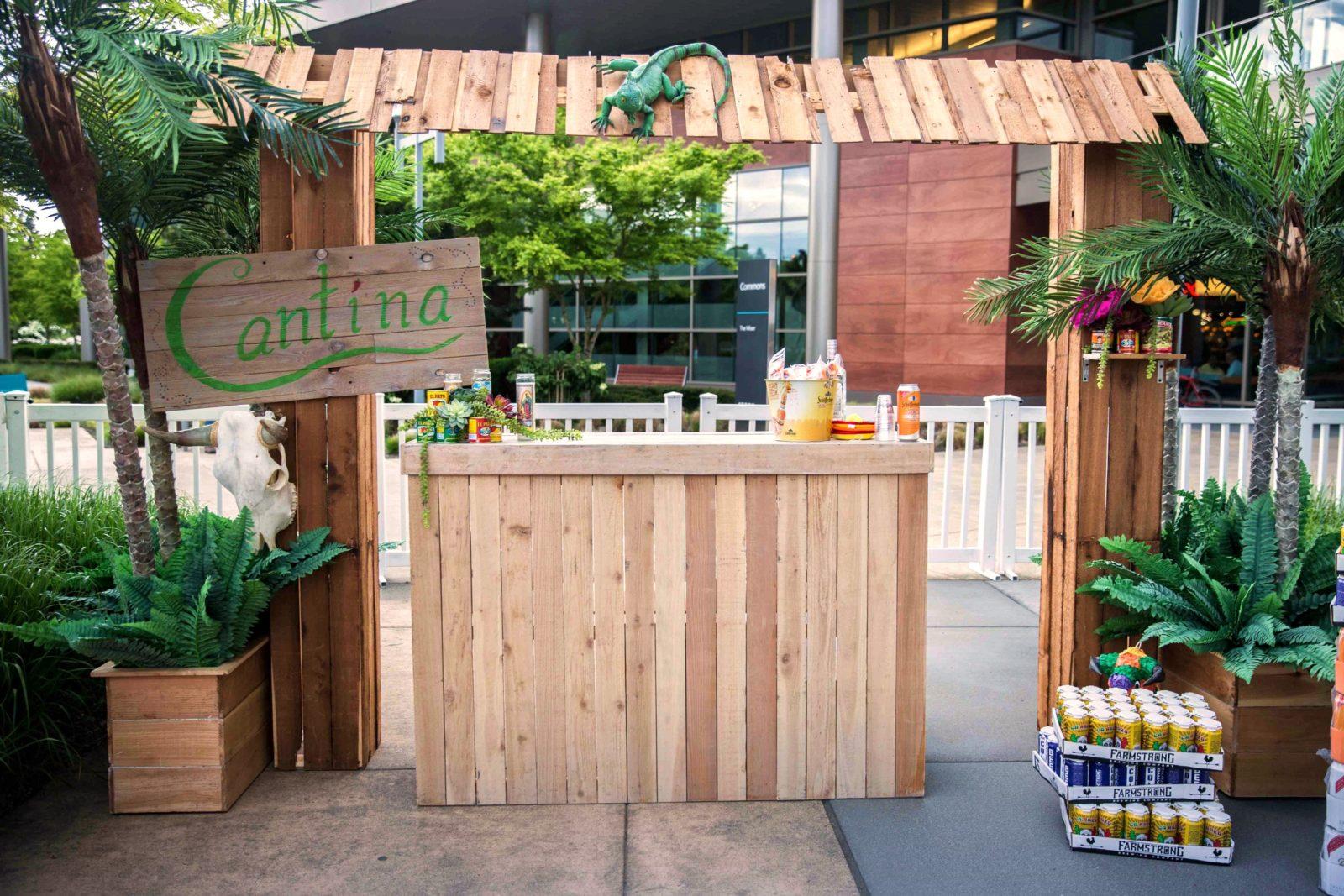 Beer Garden Catering Service