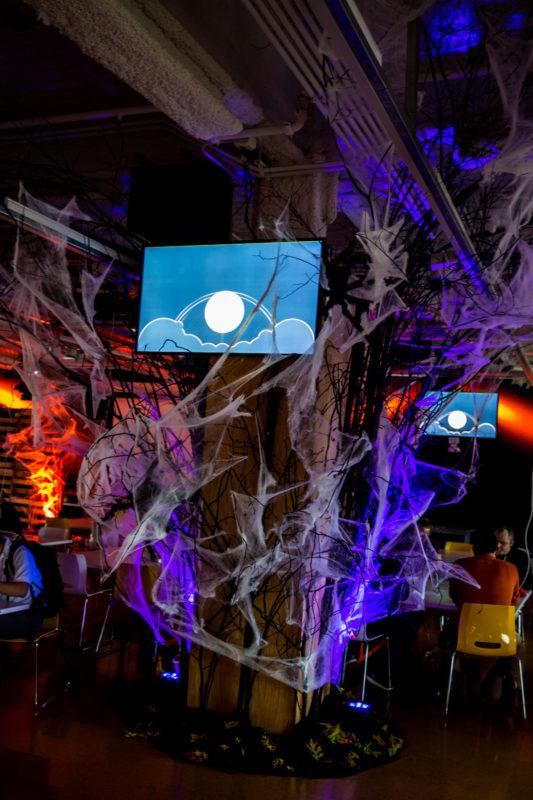 Halloween Hackathon event