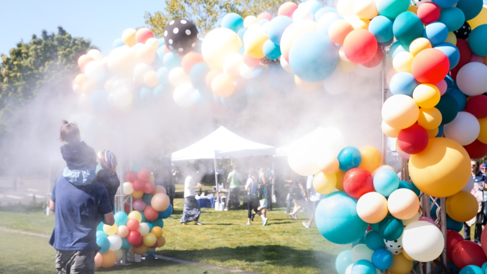 Misting Tent/Arch