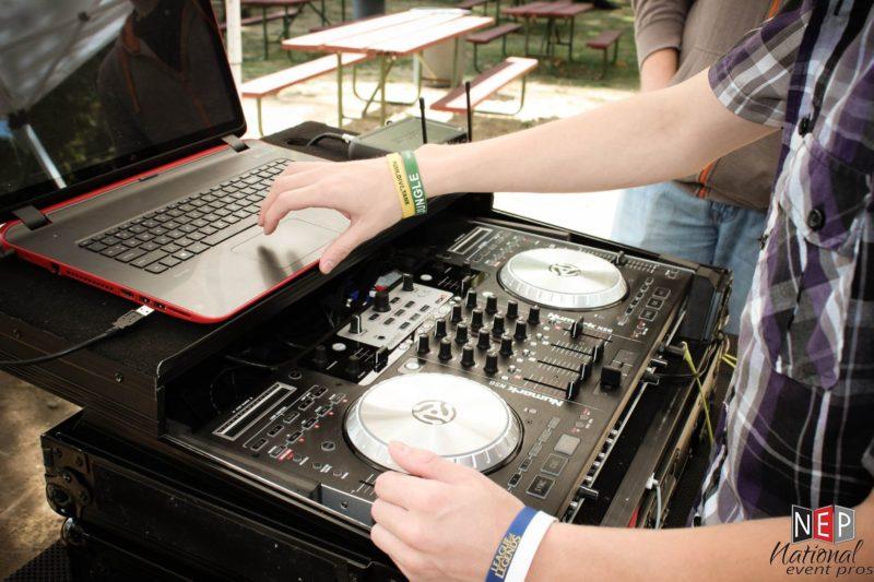 vasa park DJ