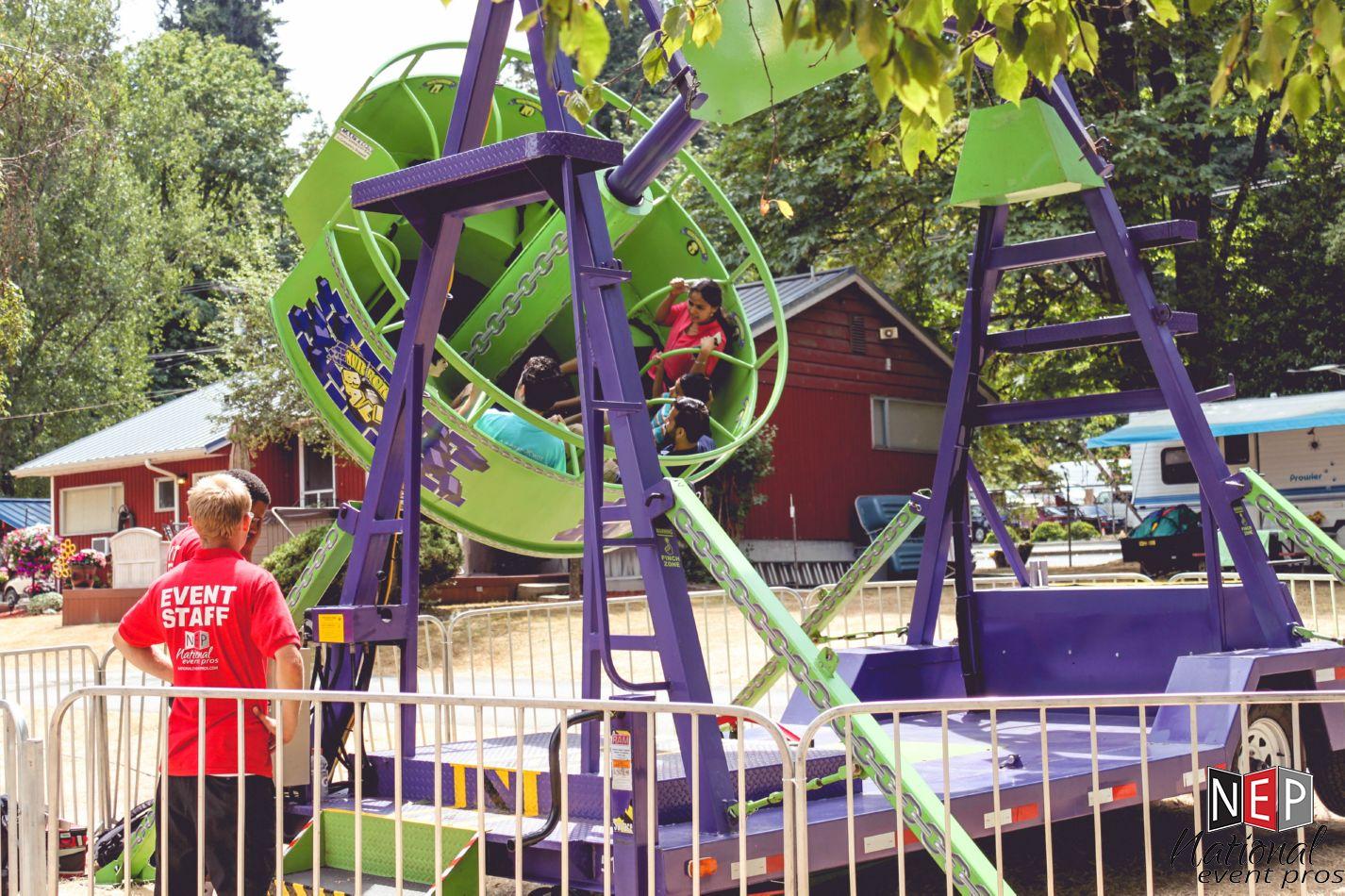 Vasa park ride