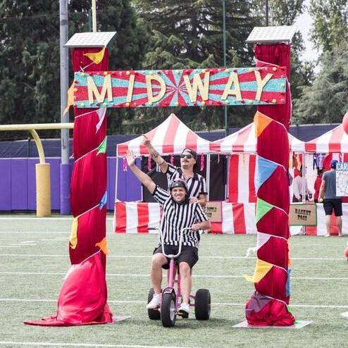 Stadium Carnival Event