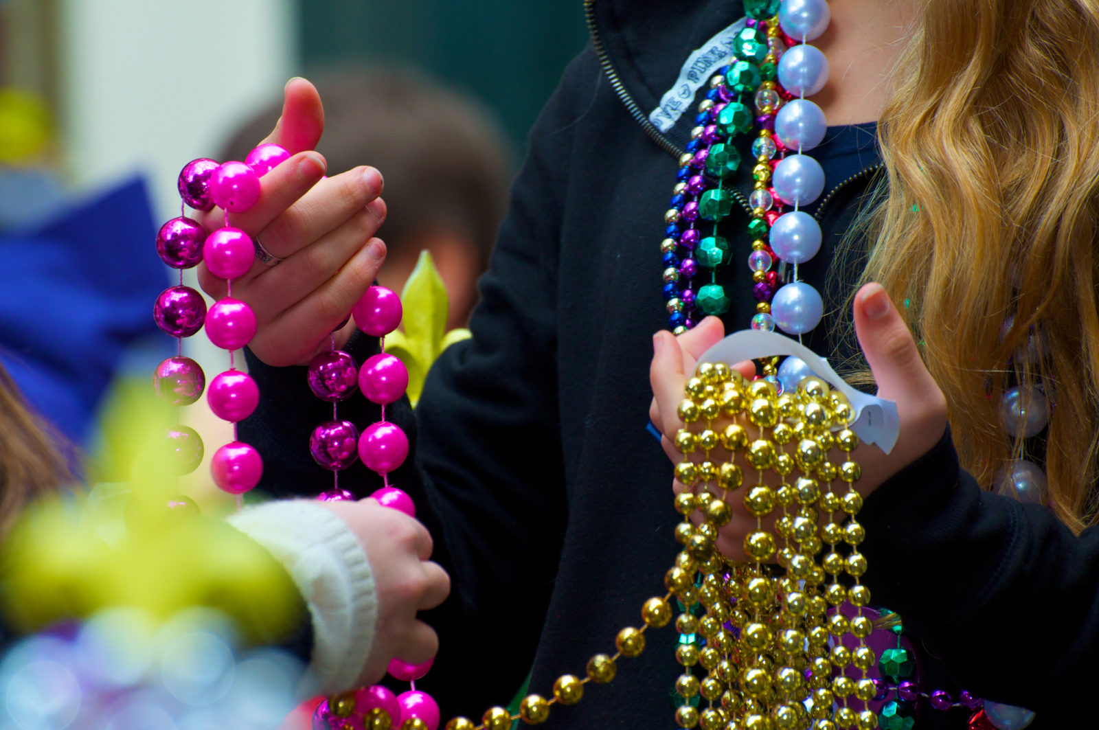 Mardis Gras theme for events