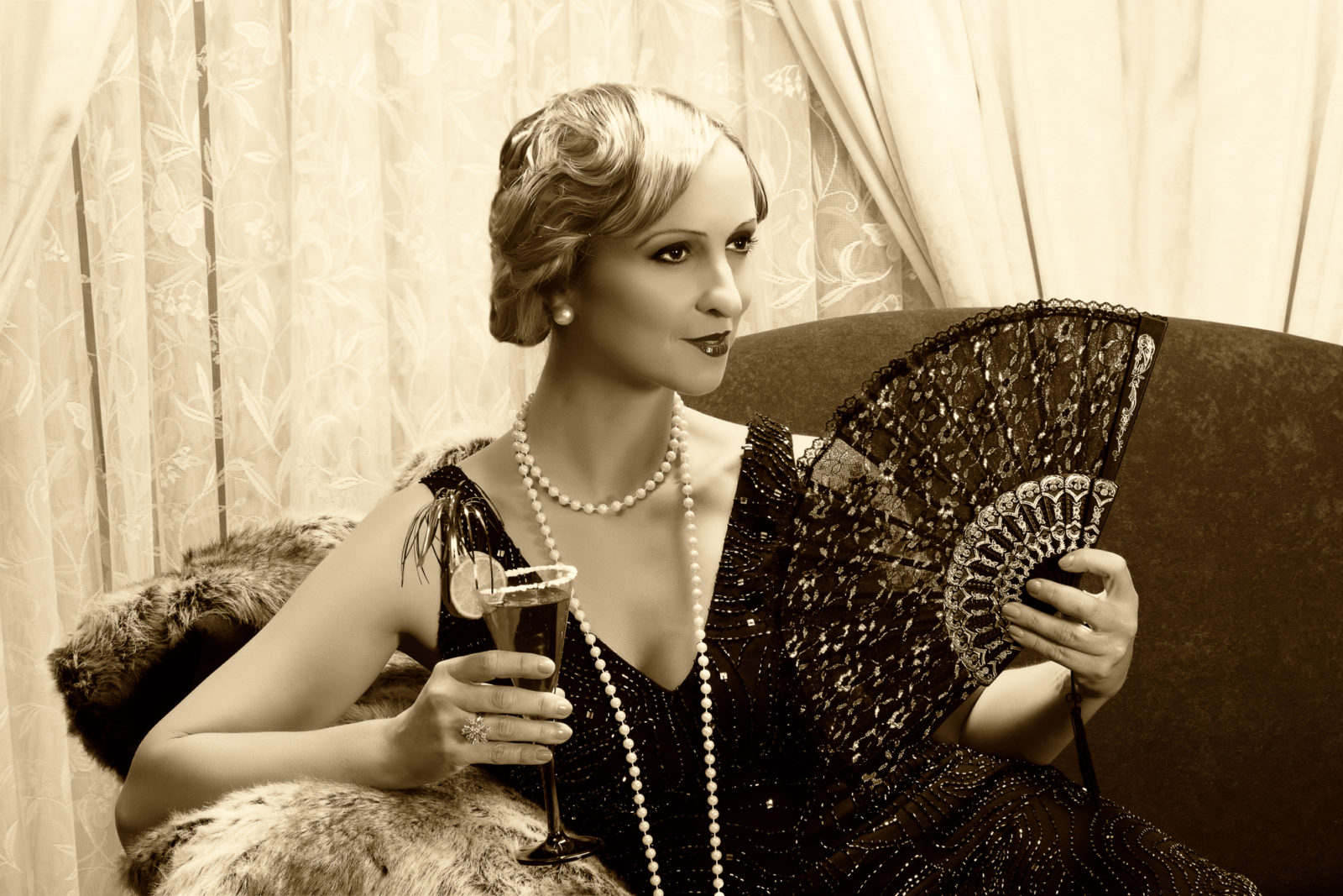 The Great Gatsby theme for events