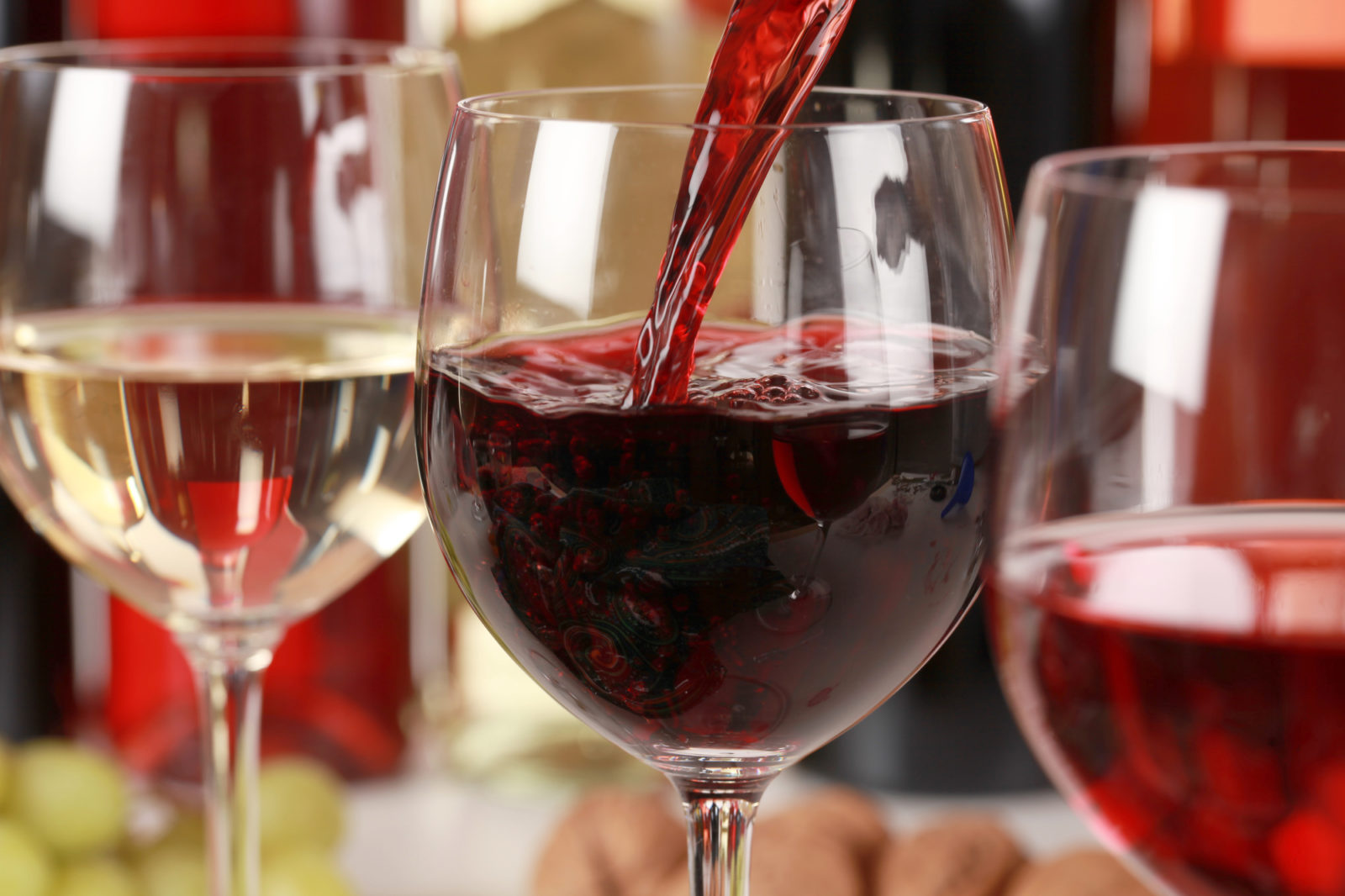 Wine Tasting theme for events