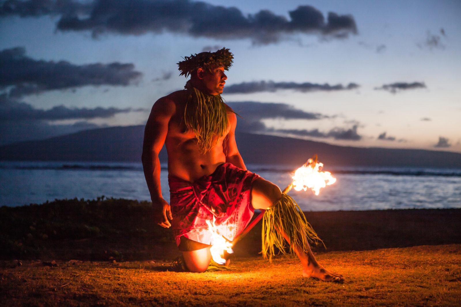 Hawaiian Luau theme for events