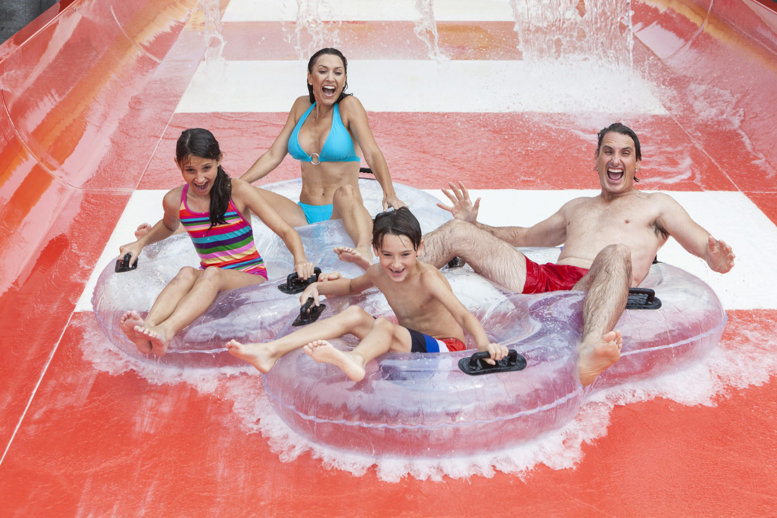 Water Park (Inflatables) theme for events