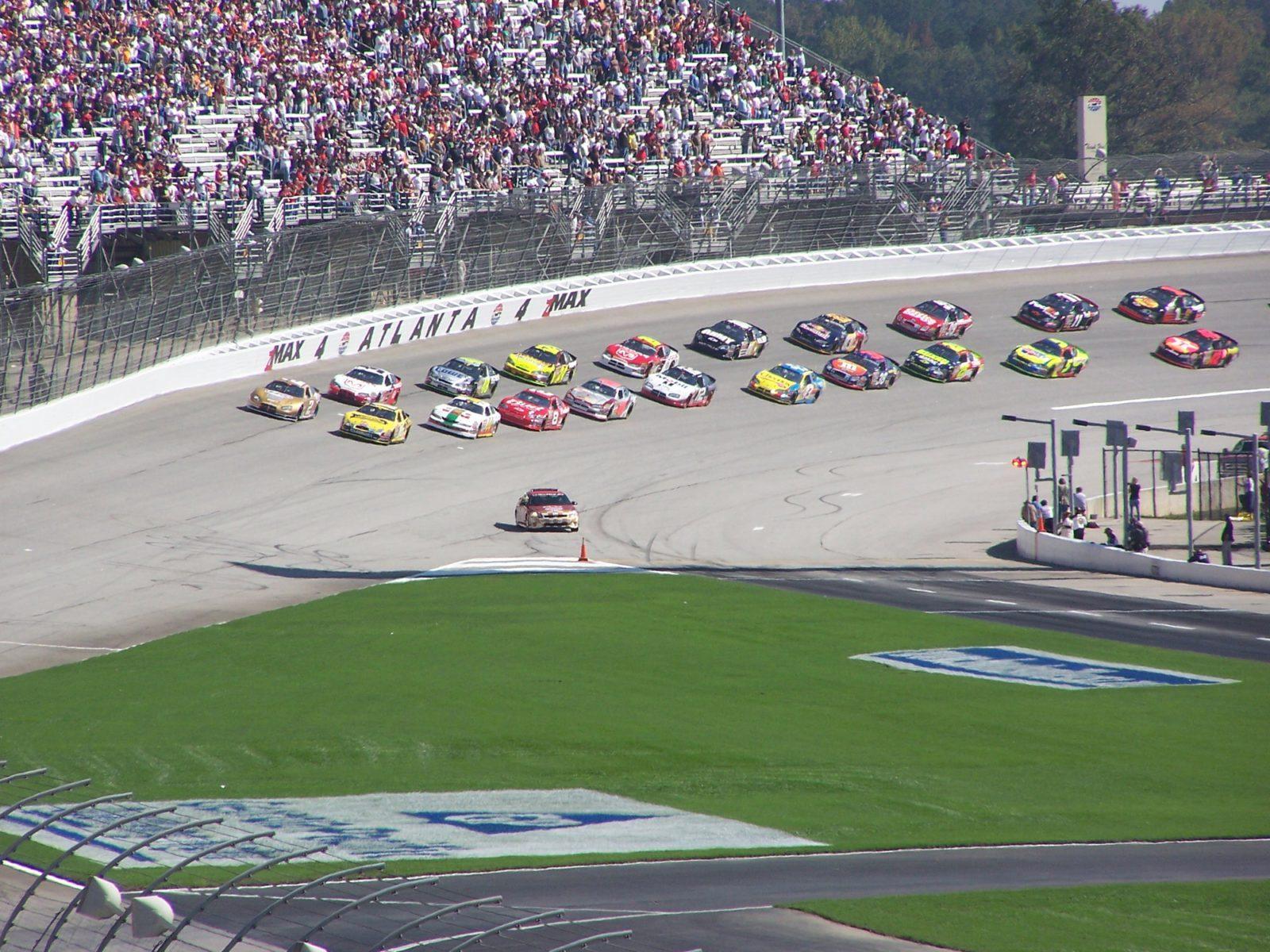 NASCAR theme for events