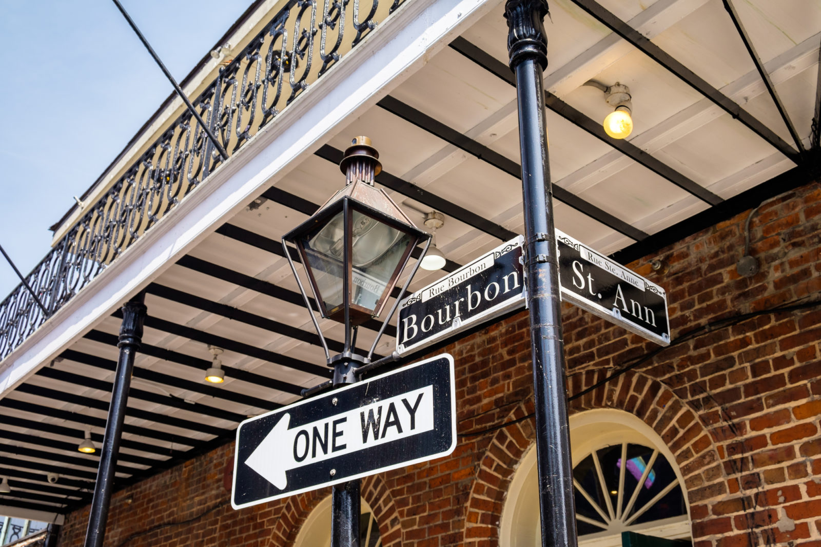 Bourbon Street theme for events