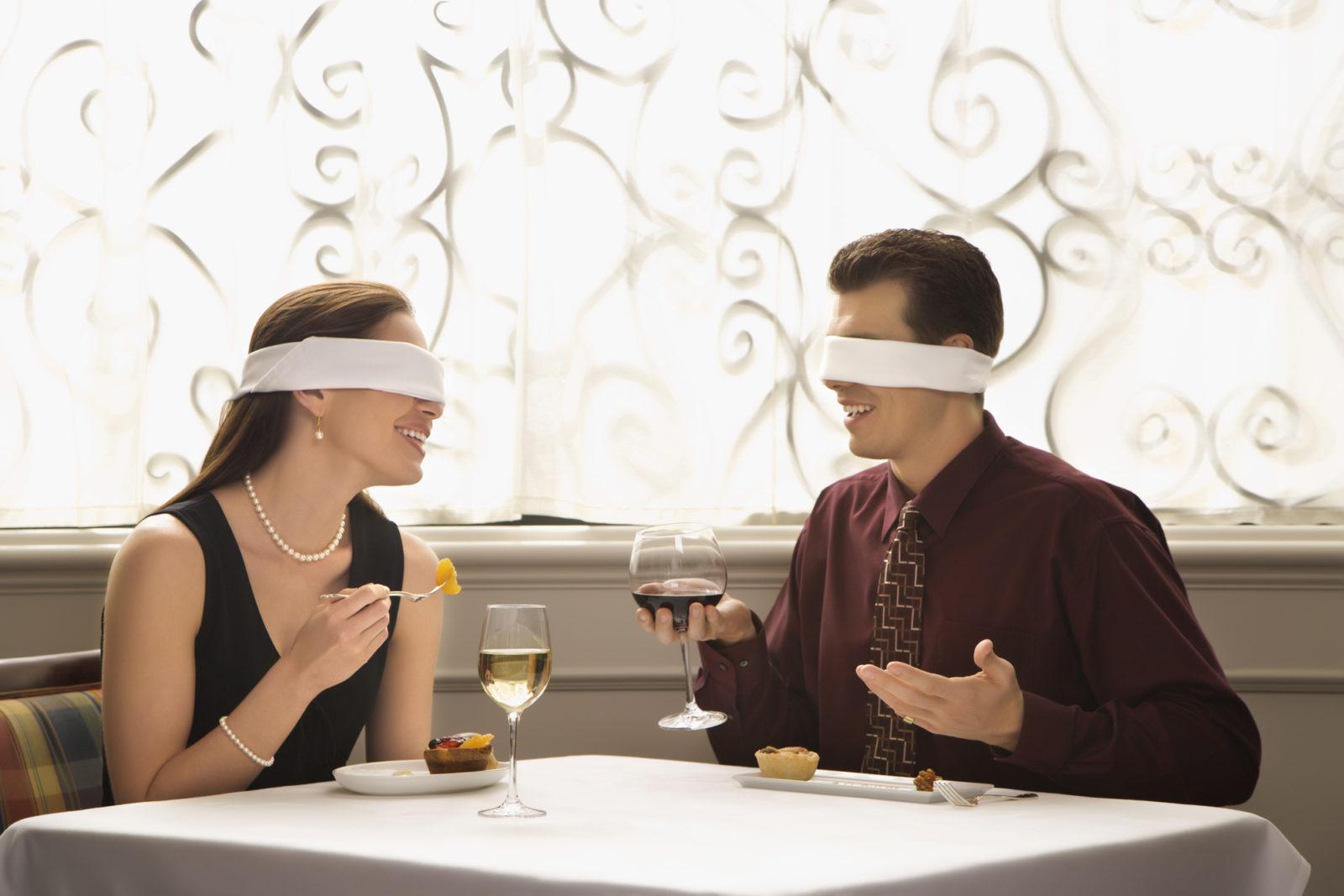 Blind Restaurant theme for events