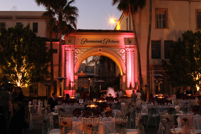 Paramount Studios Venue