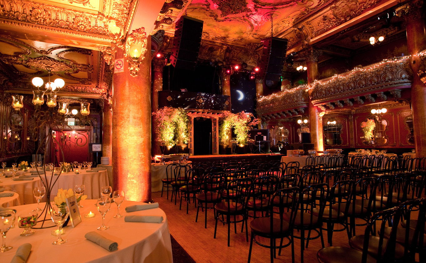 Great American Music Hall event venue in San Francisco