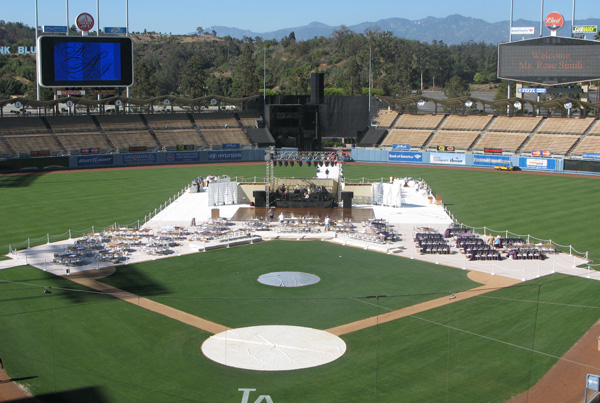 Dodger Stadium Venue