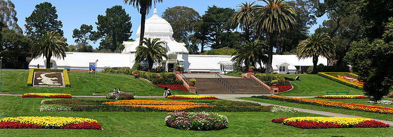Golden Gate Park event venue in San Francisco