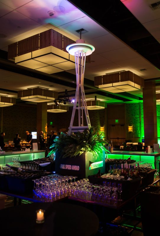Seattle-Themed Event