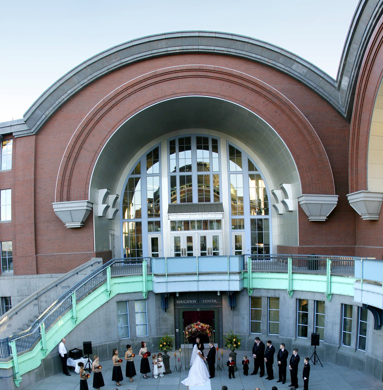 Washington State History Museum event venue in Tacoma