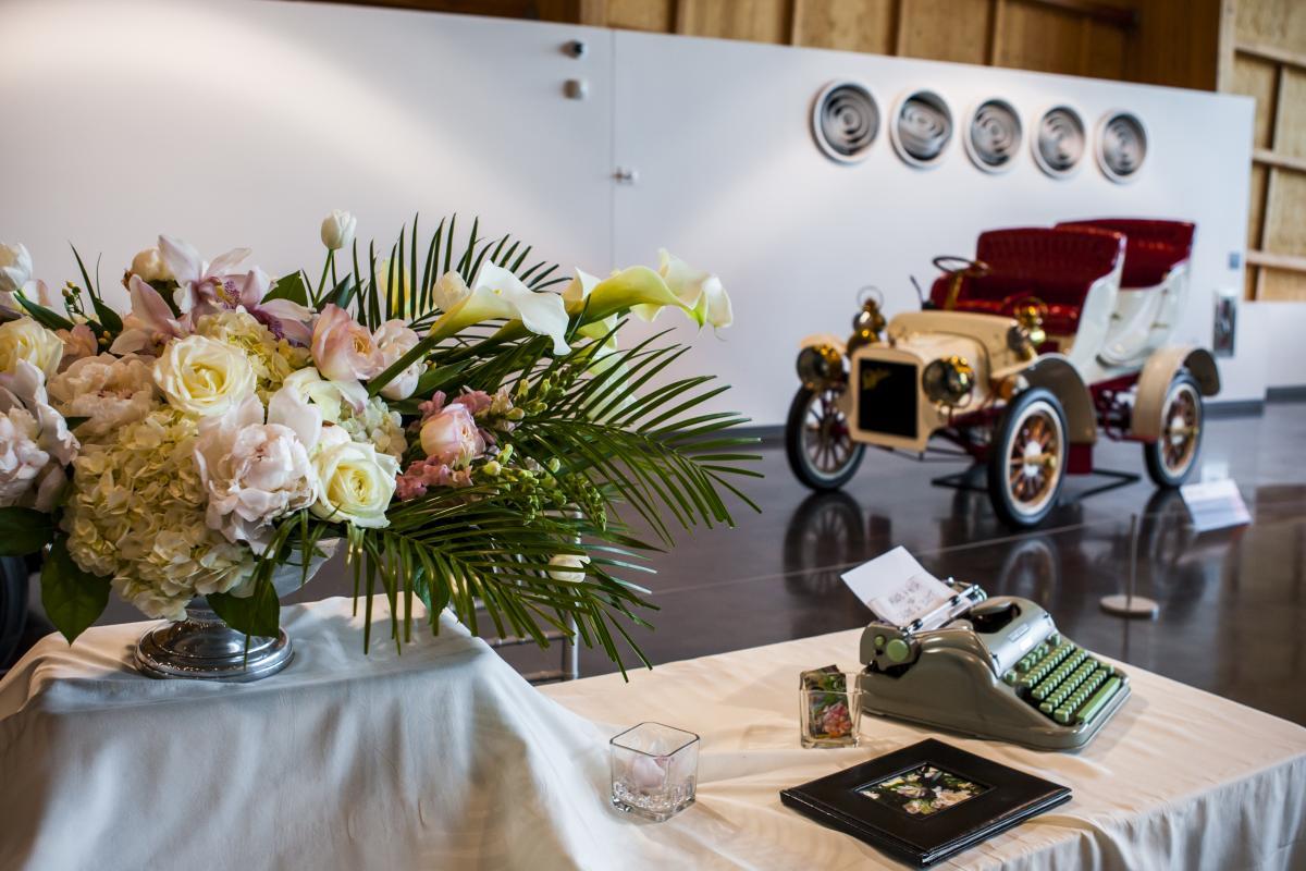 America's Car Museum event venue in Tacoma