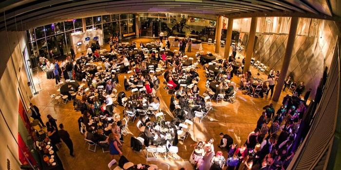 The Grand Hall at the Museum of Glass event venue in Tacoma