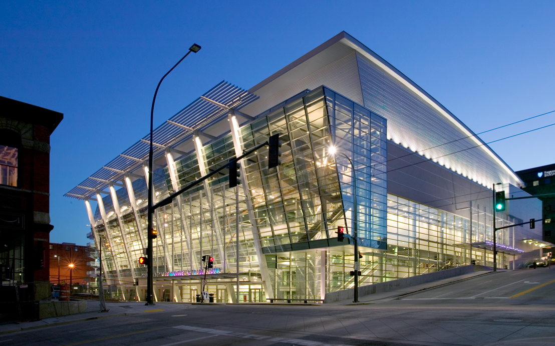 Greater Tacoma Convention Center event venue in Tacoma