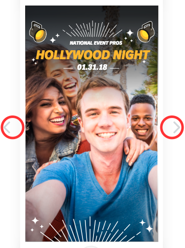 how to get a snapchat geofilter for an event