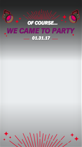The Snapchat Geofilter